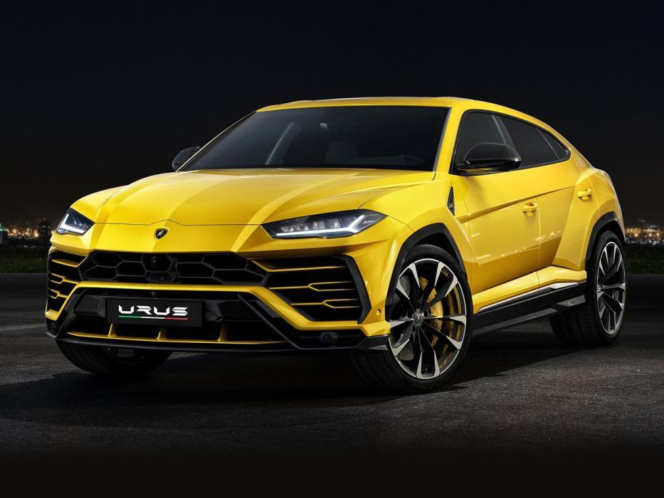 Resultado de imagen de Lamborghini Urus 2020