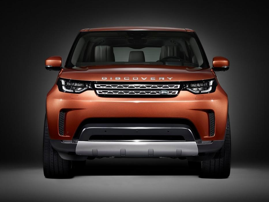 Land Rover Discovery - 0