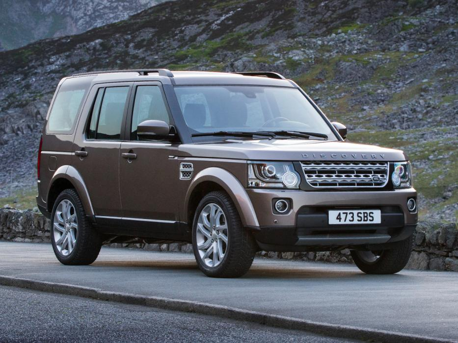 Land Rover Discovery 2009 - 0