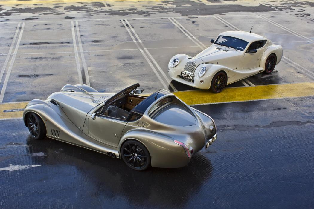 Morgan Aero Supersport 2011 - 0