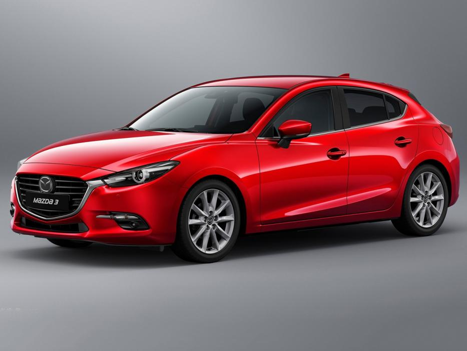 Mazda 3 2018 2.0 SkyActiv-G 120CV Black Tech Edition - 0