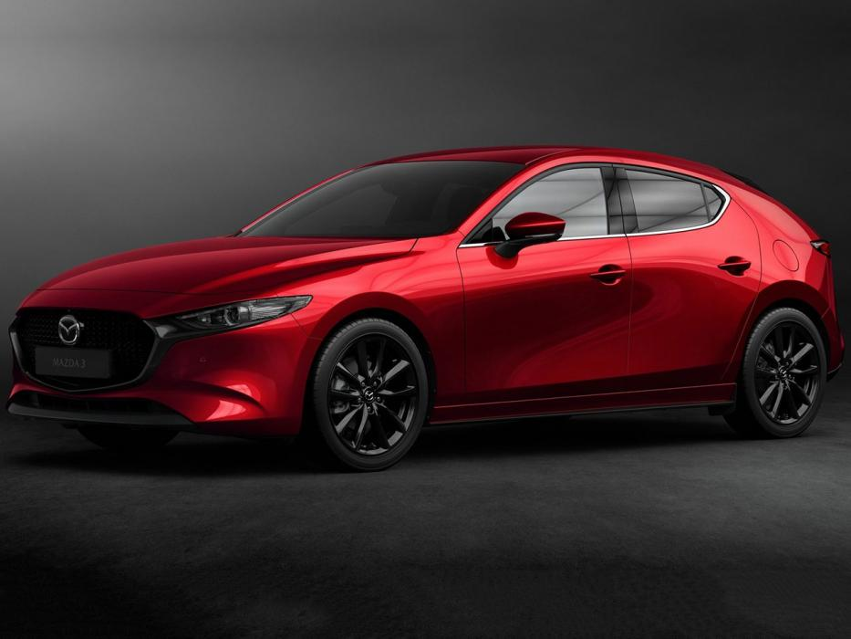 Mazda 3 2019 SKYATIV-G 2.0 5p 122CV AT Evolution - 0