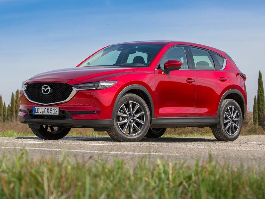 Mazda CX-5 2017 2.2 SkyActiv-D 150CV 2WD Evolution - 0