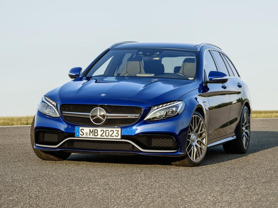 Mercedes Clase C Estate AMG 2014 63 - 0
