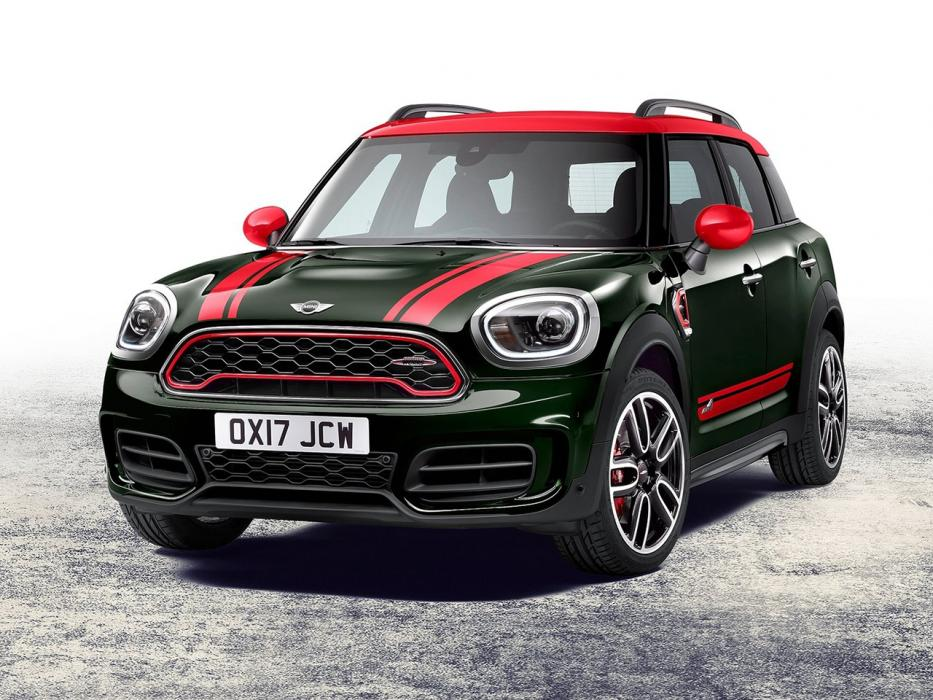 Mini John Cooper Works Countryman 2017 2.0 231CV - 0