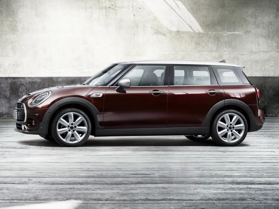 Mini Clubman 2015 Cooper SD - 0