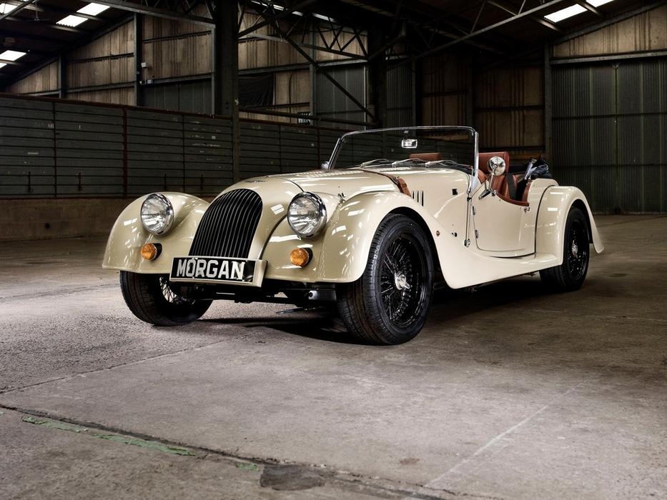 Morgan Roadster 2012 3.7 V6 4 Plazas - 0