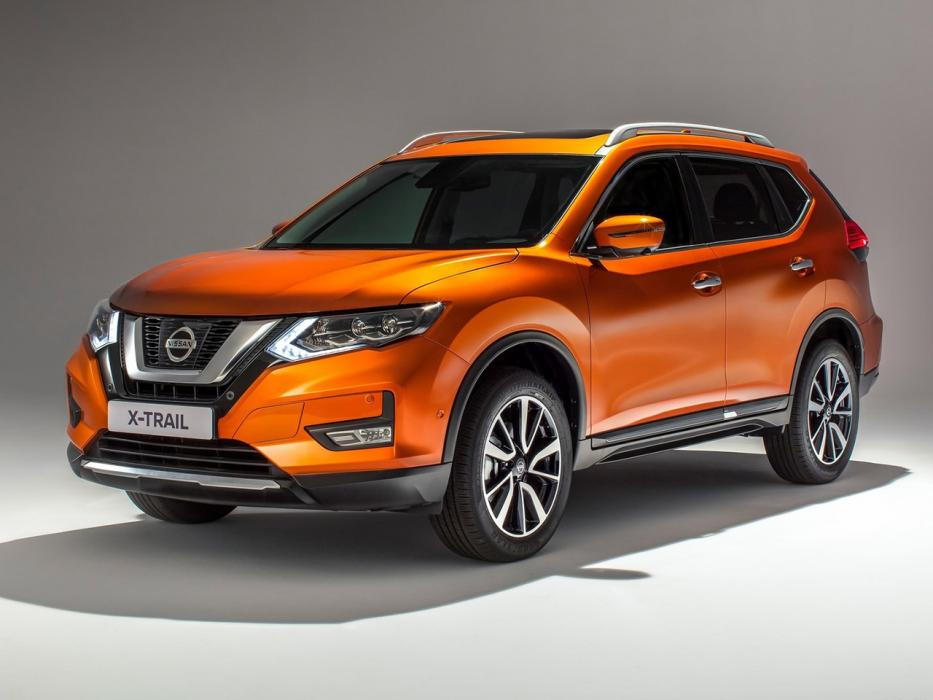 Nissan X-Trail 2017 DIG-T 163CV N-Connecta 7 Plazas - 0