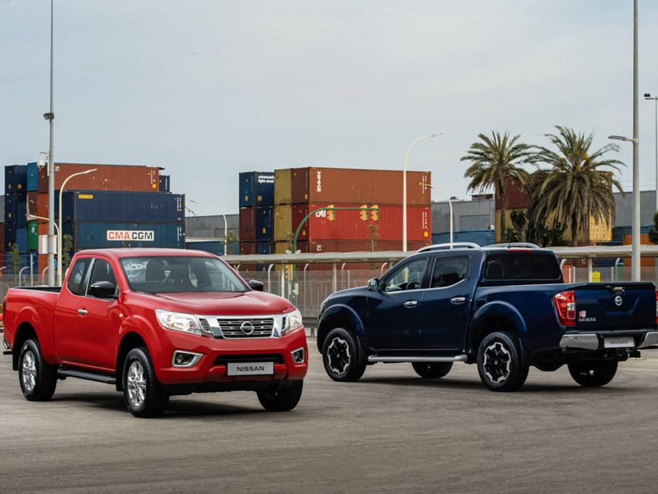 Nissan Navara 2019  Doble Cab. 2.3dCi 190 CV N-CONNECTA - 0
