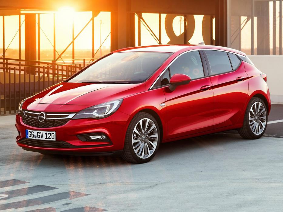 Opel Astra 2018 1.4 Turbo 125CV Dynamic - 0