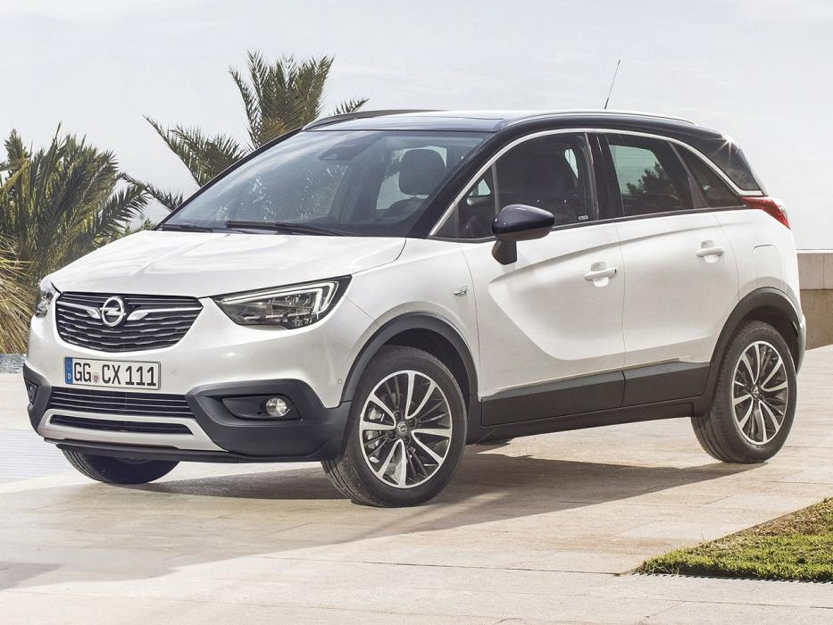 Opel Crossland 2017 1.6 Turbo 120CV Ultimate - 0