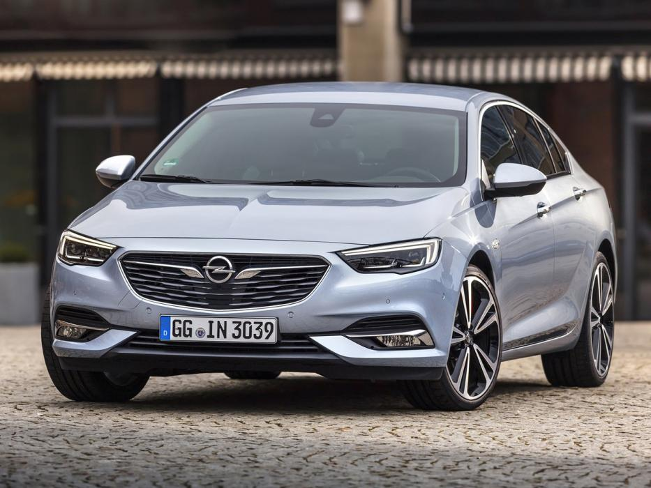 Opel Insignia Grand Sport 2017 1.5 Turbo ecoTEC 140CV Excellence - 0