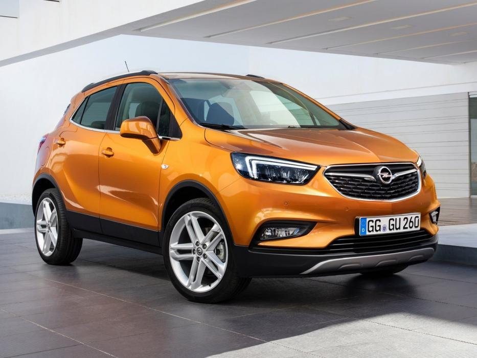 Opel Mokka 2012 1.4 Turbo 140CV AWD Excellence - 0