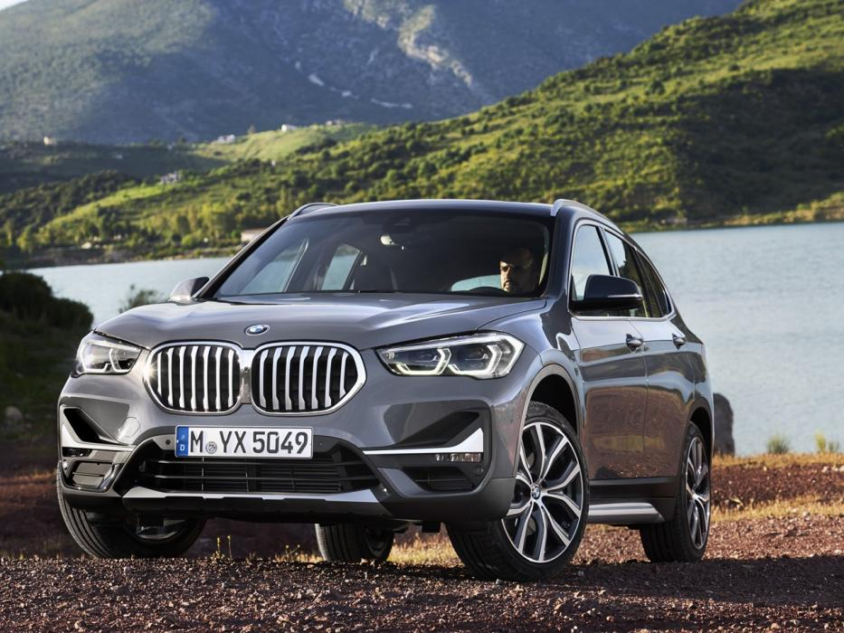 BMW X1 2019 xDrive25d aut. Advantage - 0