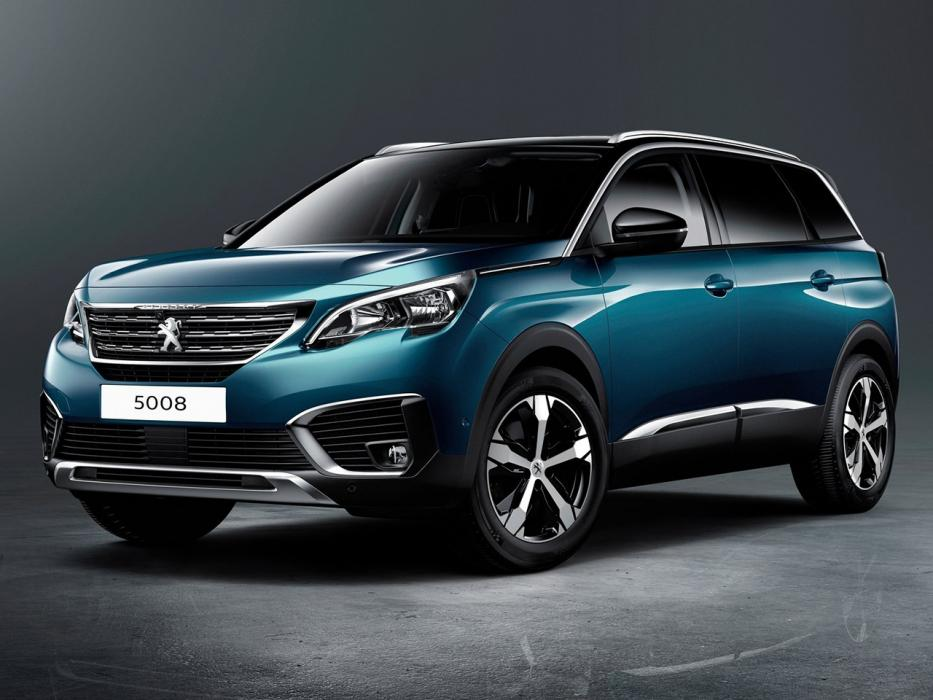 Peugeot 5008 2016 1.2 PureTech 130CV EAT6 Active - 0