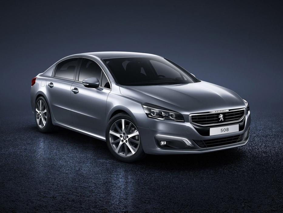 Peugeot 508 Berlina 2010 1.6 BlueHDi 120 EAT6 Active - 0