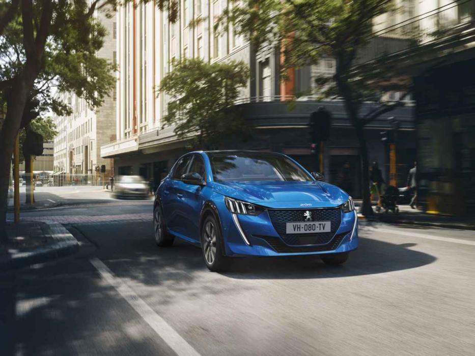 Peugeot 208 2019 Blue Hdi 100  S&S MT6 Active - 0