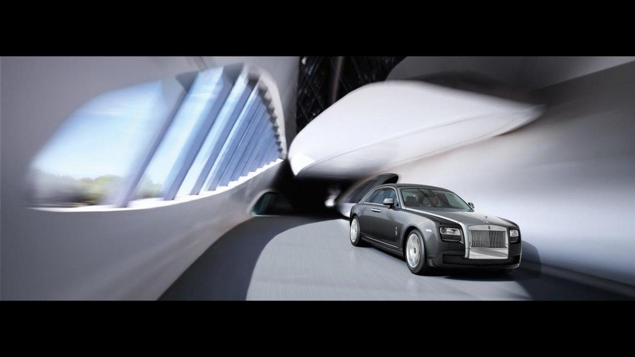 Rolls-Royce Ghost 2009 6.6 V12 - 0