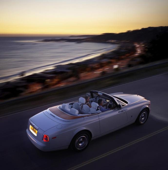 Rolls-Royce Phantom Drophead 2007 - 0
