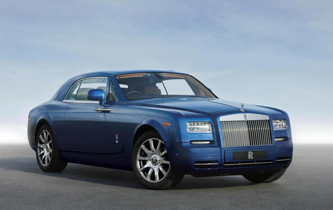 Rolls-Royce Phantom Coupé 2008 6.7 V12 - 0