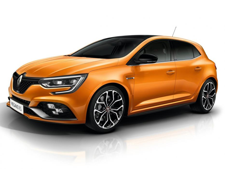 Renault Mégane RS 2017 Energy TCe 280 EDC RS - 0