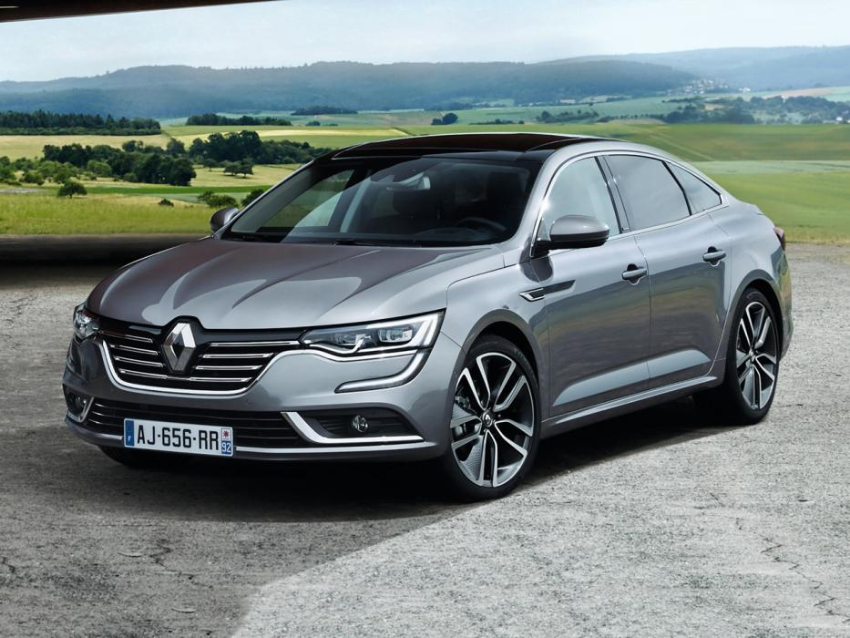 Renault Talismán 2017 Energy dCi 130 EDC Intens - 0
