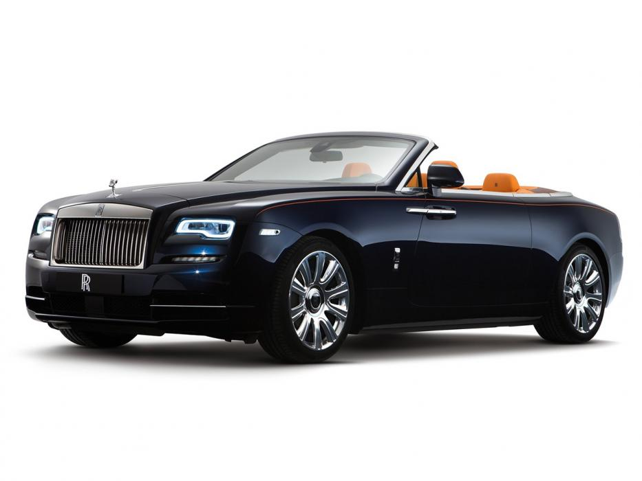 Rolls-Royce Dawn 2015 - 0