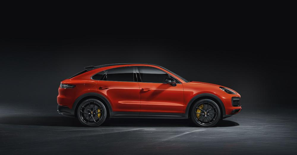 Porsche Cayenne Coupé 2019 Turbo  550CV - 0