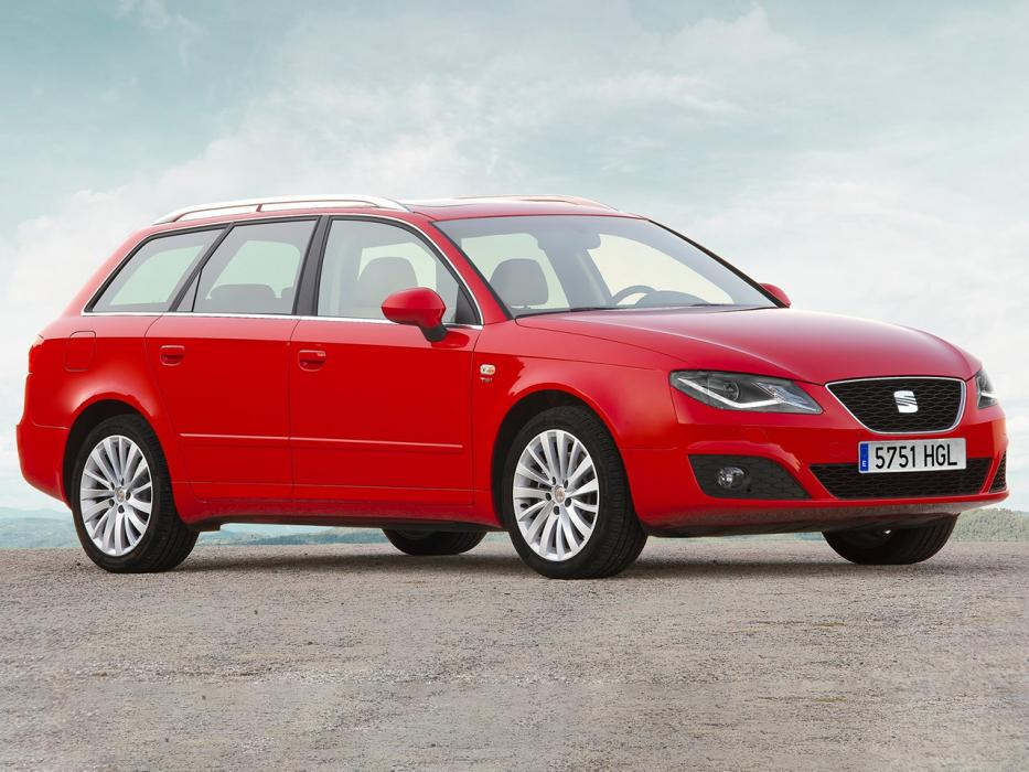 Seat Exeo ST 2009 2.0 TDI 120CV Ecomotive Reference - 0