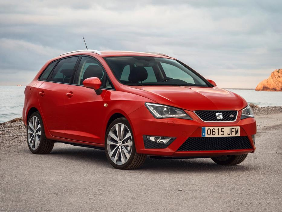 Seat Ibiza ST 2016 1.2 TSI 90CV Style Connect Last Edition - 0