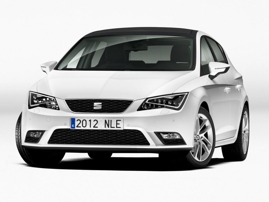Seat Leon 2012 1.6 TDI 105 CV Stop & Start Reference Plus - 0