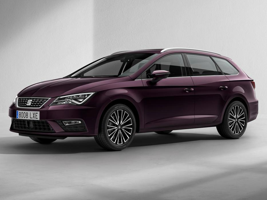 Seat Leon ST 2017 1.2 TSI 110CV Reference Plus - 0