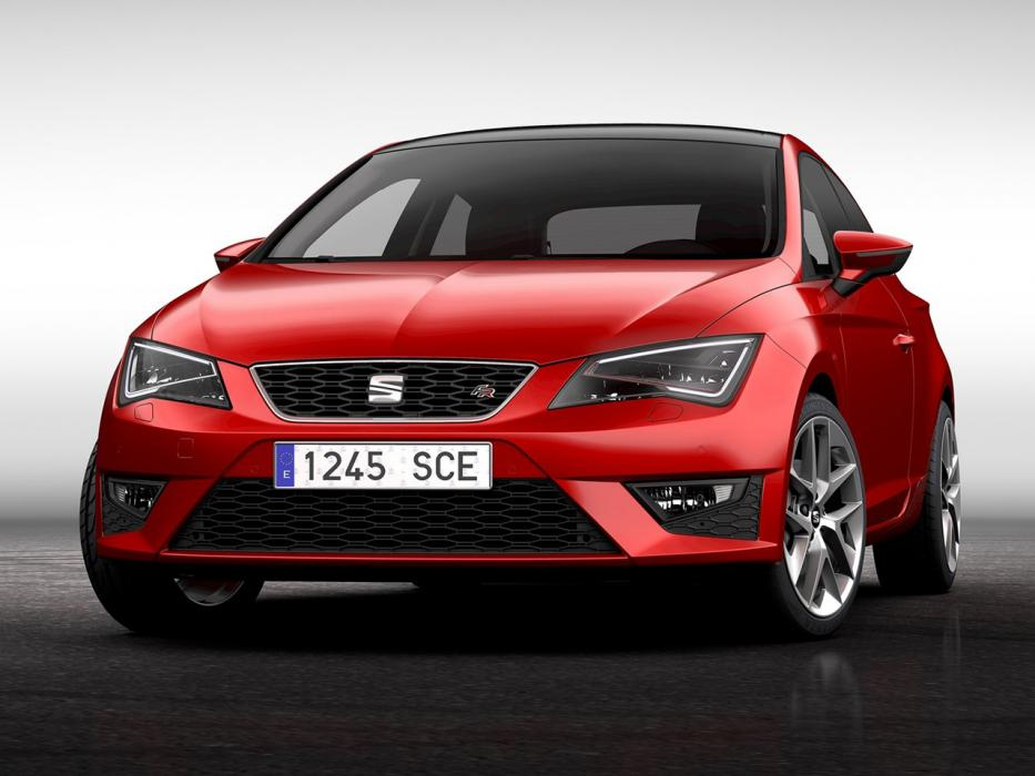 Seat Leon SC 2013 1.6 TDI 105 CV Stop & Start Reference Plus - 0