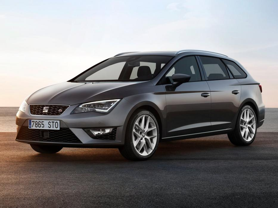 Seat Leon ST 2013 1.2 TSI 105 CV Start & Stop Reference Plus - 0
