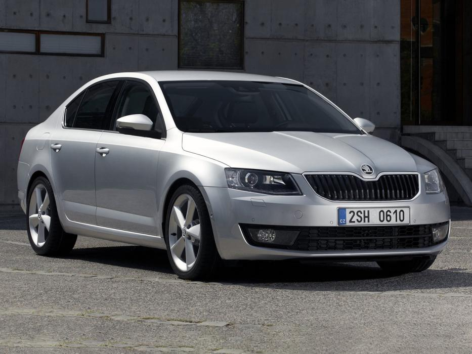 Škoda Octavia Berlina 2013 2.0 TDI 150CV Laurin&Klement - 0