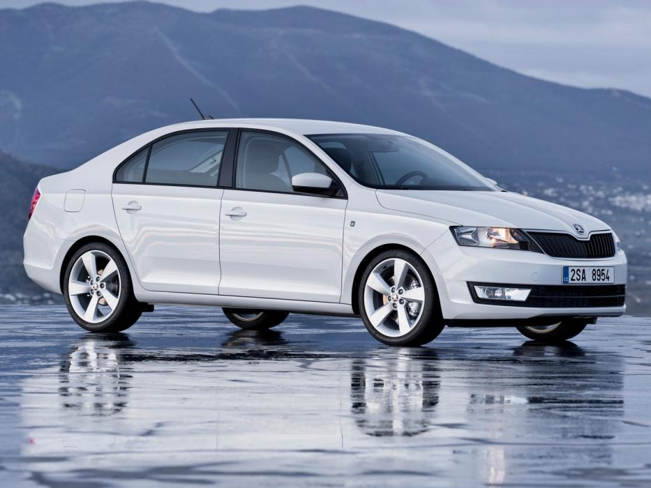 Škoda Rapid 2013 1.6 TDI 105CV Active GreenTec - 0