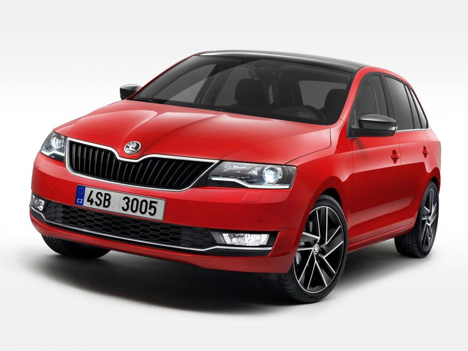 Škoda Spaceback 2017 1.0 TSI 95CV Ambition - 0