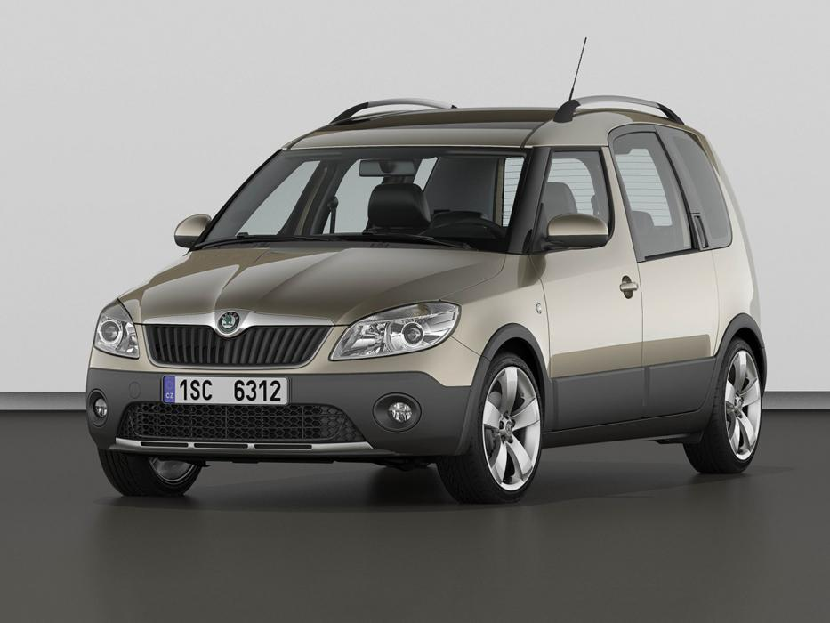 Škoda Roomster Scout 2006 - 0
