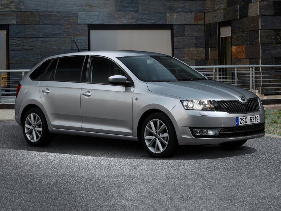 Škoda Spaceback  2013 1.2 TSI 90CV Active - 0