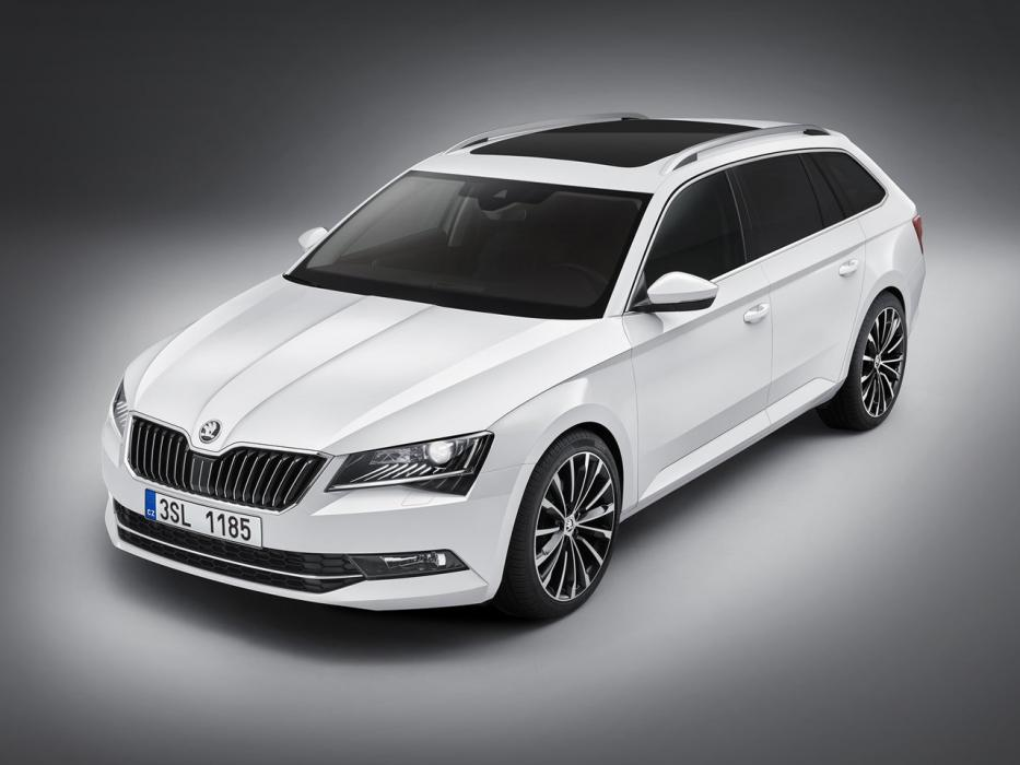 Škoda Superb Combi 2017 1.4 TSI 150CV Ambition - 0