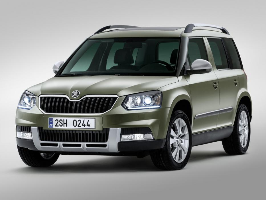 Škoda Yeti Outdoor 2017 1.2 TSI 110CV Ambition - 0