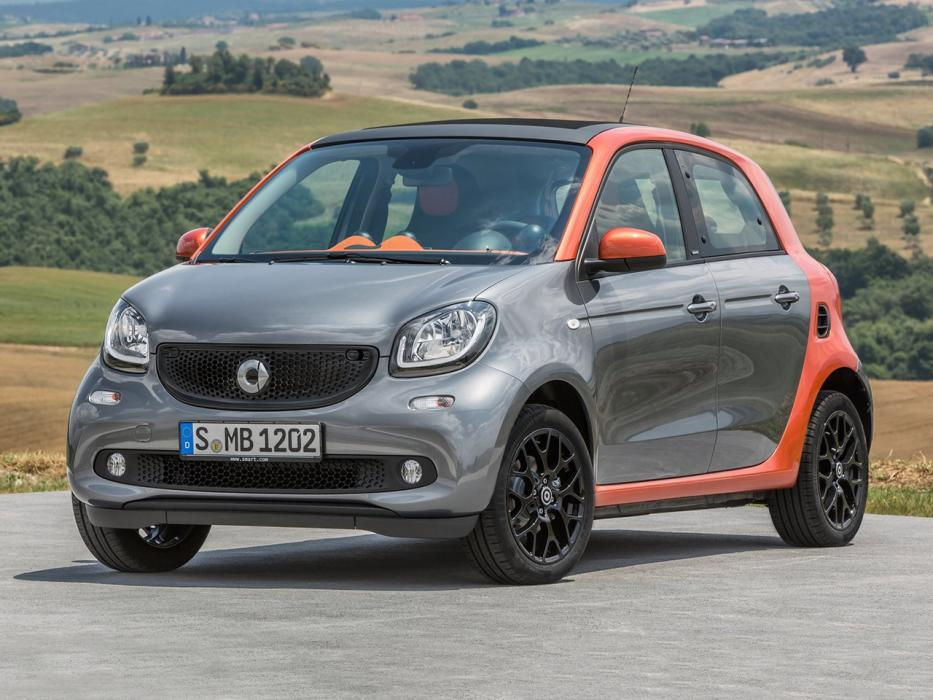 Smart ForFour 2014 - 0
