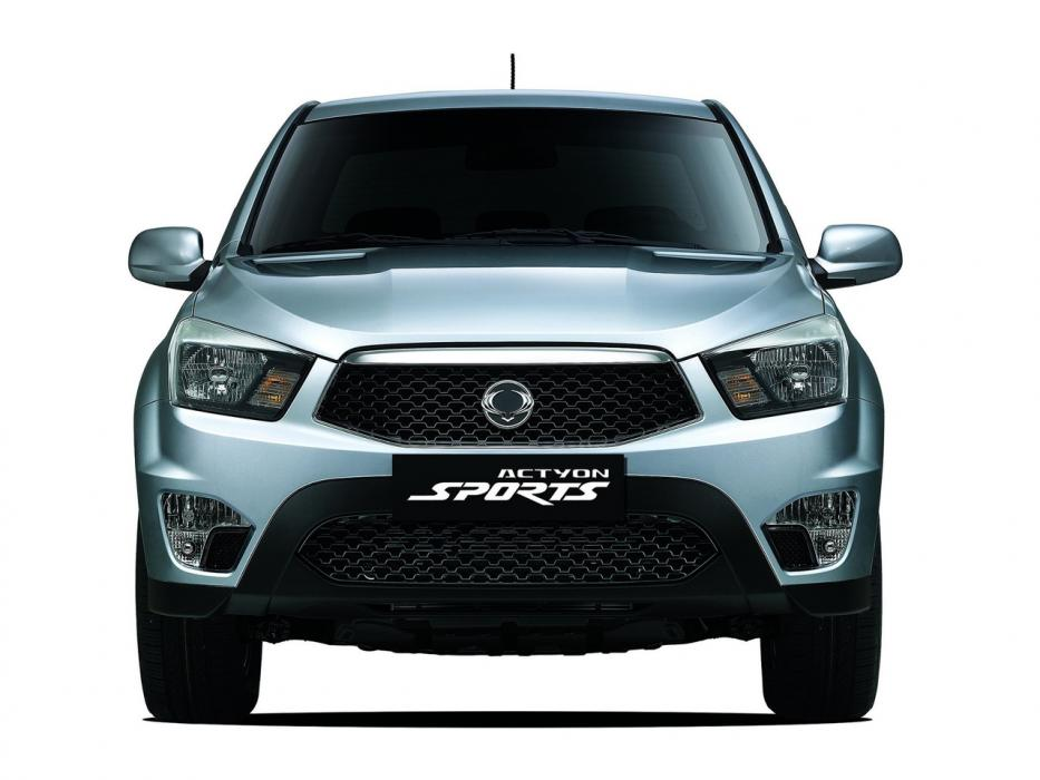 SsangYong Actyon Sports - 0