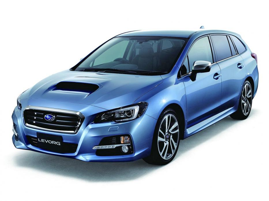 Subaru Levorg 2014 1.6 170CV GT-S Executive Plus - 0