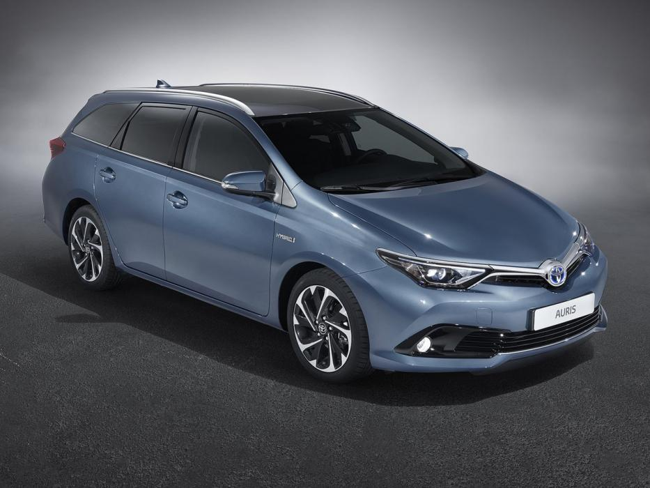 Toyota Auris Touring Sports 2016 90D Active - 0
