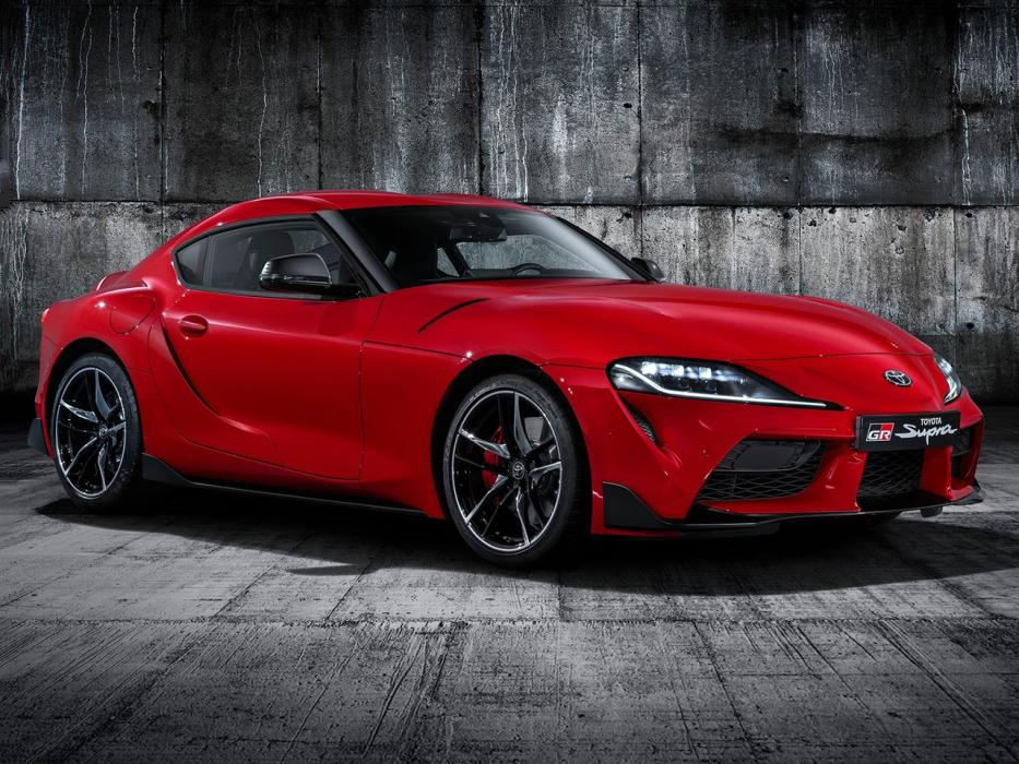 Toyota GR Supra 2019 Luxury Coupé 340 CV - 0