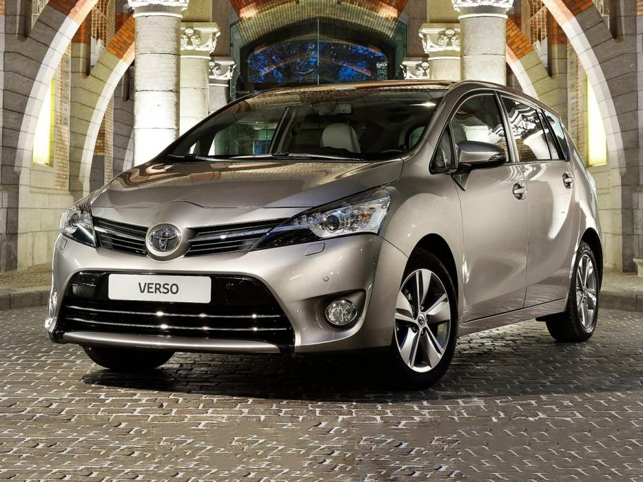 Toyota Verso 2014 115D Advance 7 Plazas - 0