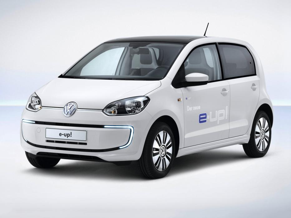 Volkswagen e-Up! 2014 - 0