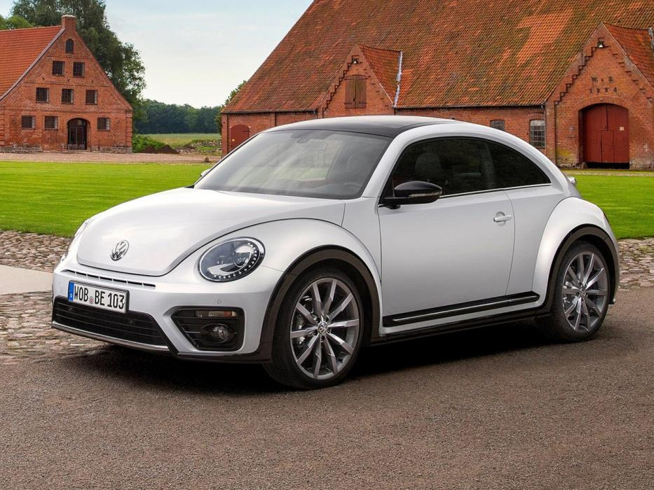 Volkswagen Beetle 2011 2.0 TDI Bluemotion 110CV Design - 0