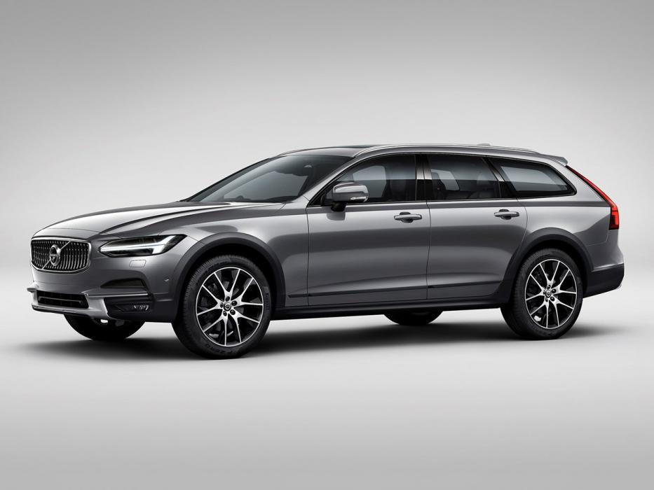 Volvo V90 Cross Country 2016 T6 320CV AWD Automático - 0